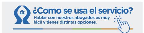 COMO SE USA EL SERVICIO