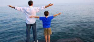 salir del país con tu hijo