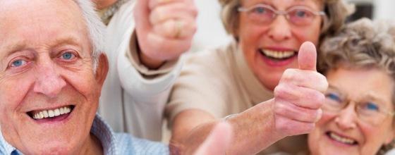 Rebaja en contribuciones para adultos mayores