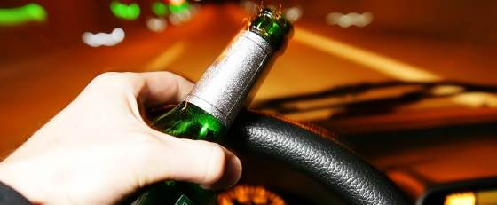 influencia del alcohol o en estado de ebriedad