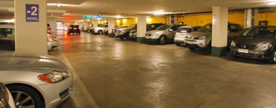 Cobro en estacionamientos