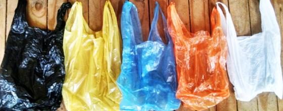 prohibición de entrega de bolsas plásticas